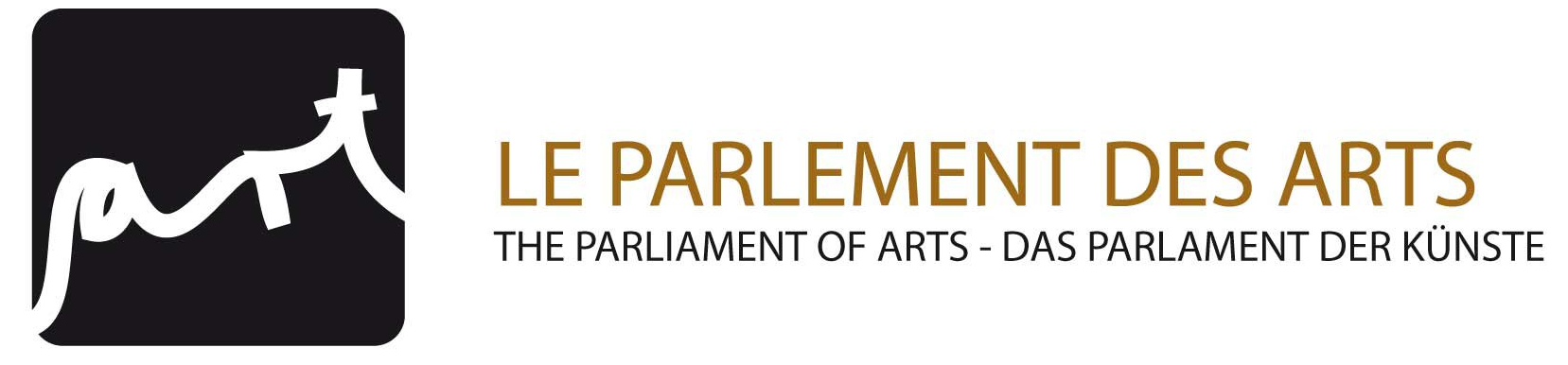 Logo Parlements des arts